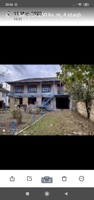 evlərin alqı-satqısı - Cəlilabad: Satış Ev 220 kv. m, 6 otaqlı