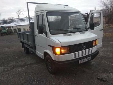 Сапог мерс - Кыргызстан: Mercedes-Benz 2.4 л. 1988