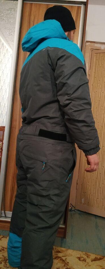 спортивные хиджабы в Кыргызстан: Горнолыжный комбинезон / костюм. Состояние - новый. Размер xxl