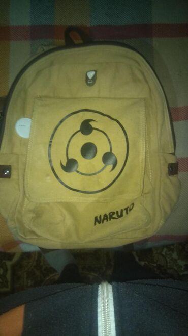 Рюкзак из аниме Наруто, маленький компактный