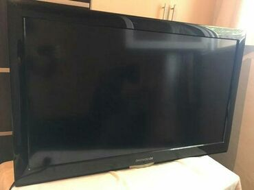 Daewoo tv 104 ekran . Smart deyil. 260 manat .Unvan Baki weheri. Xet