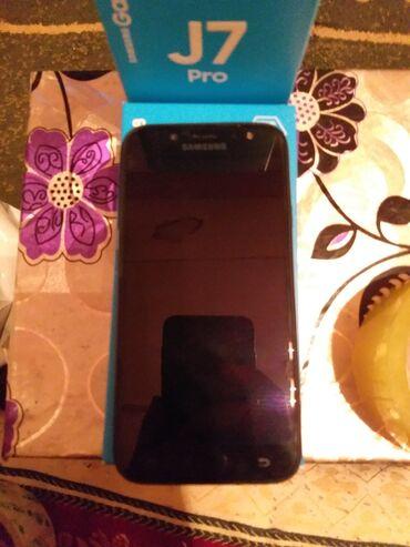 azerbaycan ekran kartı в Азербайджан: Б/у Samsung Galaxy J7 2017 32 ГБ Черный
