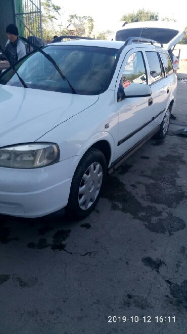 Opel - Кыргызстан: Opel Astra 1.6 л. 2000 | 30 км