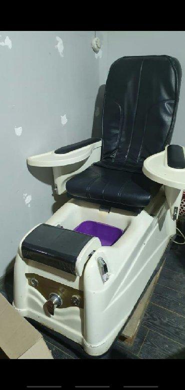 Tecili satilir Pedikur stolu 150 manata unvan.Nermanov# Aydan