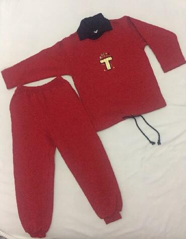 Paket odeće - Pirot: Decji termo komplet TODOR, vel. 6