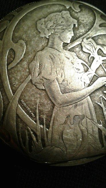 Часы Серебряные антикварные 1900г в Лебединовка
