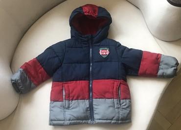 Benetton zimska jakna za decake. Velicina 3-4 godine