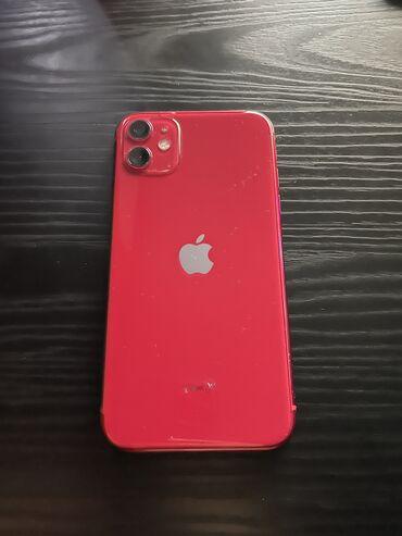 IPhone 11 | 128 ГБ | Красный | Б/У