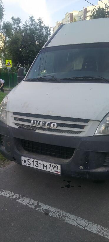 Транспорт - Пульгон: Iveco Ram 3 л. 2007   33389 км