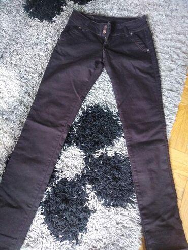 Ženska odeća | Lazarevac: Pantalone od kepera vel 29