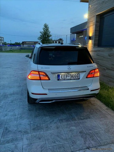 Mercedes-Benz ML 280 2012 σε Giannitsa