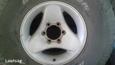 диски на внедорожник в Кыргызстан: Распродажа колесных дисков поштучно (один, два) на внедорожники: литые