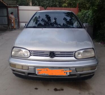 Volkswagen - Лебединовка: Volkswagen Golf 2 л. 1997