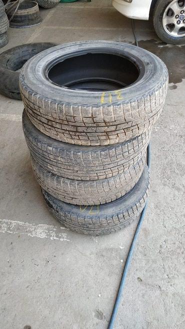 Продаю хорошую зимнюю резину фирмы в Бишкек