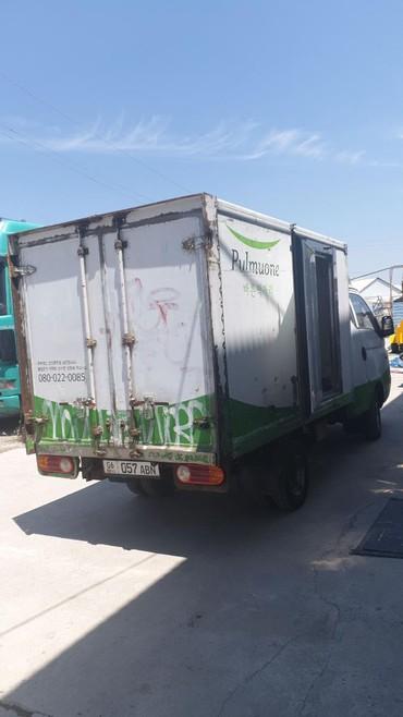 продаю портер в Кыргызстан: Продаю хундай портер 2007 года выпуска 136 credit