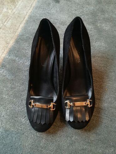 Posao od kuce - Srbija: Cipele broj 40, od plisa su. Saljem post expresom posle uplate na