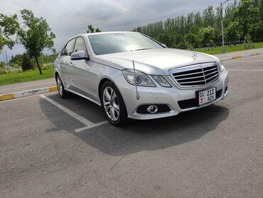Mercedes-Benz E 350 3.5 л. 2009 | 99300 км