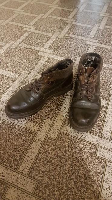 Раритетные ботинки итальянской фирмы Salita. Б/у. 38-й размер. в Бишкек