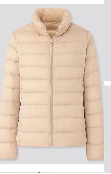 Куртка Uniqlo. Размер xl. Новая. Выкупали на скидке