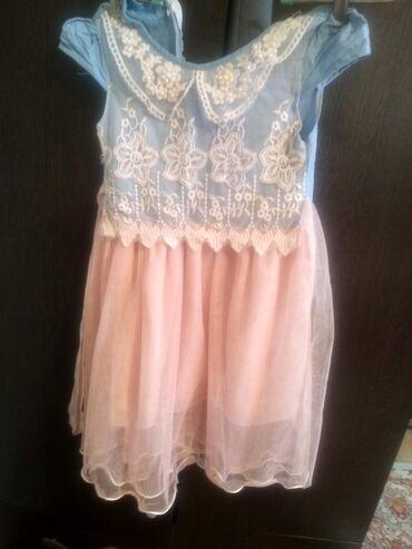Детское платье на 8-9 лет