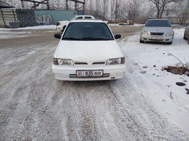 Японская видеокамера - Кыргызстан: Nissan Sunny 1.4 л. 1991