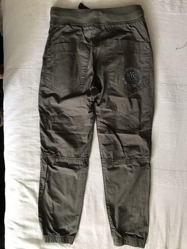 Pantalone cm - Srbija: Tanke pantalone OVS za dečaka, vel 6 godPantalone su od tanke viskoze