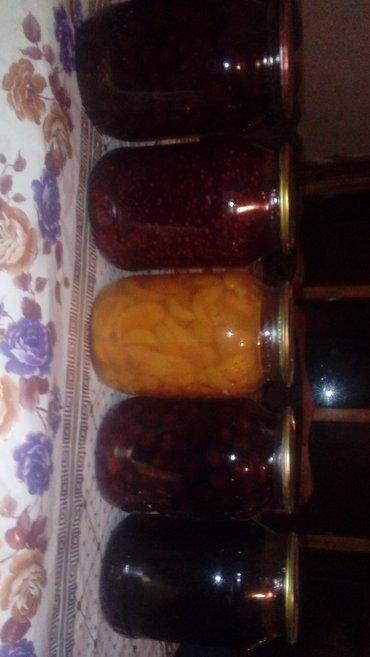 Кейтеринг в Кыргызстан: Варенье разное малина клубника вишня абрикос смородина цена договорная