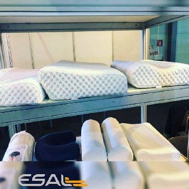 правильное постельное белье в Кыргызстан: Подушки, подушка, мягкая подушка, мемори, memory, постельные