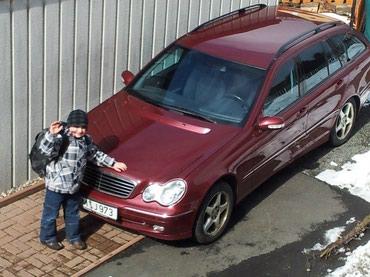 Mercedes-Benz в Кыргызстан: Mercedes-Benz 270 2.7 л. 2003