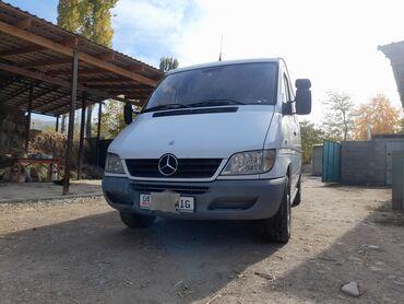 спринтер цена в бишкеке in Кыргызстан | MERCEDES-BENZ: Mercedes-Benz Sprinter Classic 2.2 л. 2007