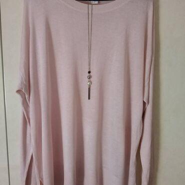 H&M prelepa tunika kao nova je poluobim grudi 75cm duzina napred
