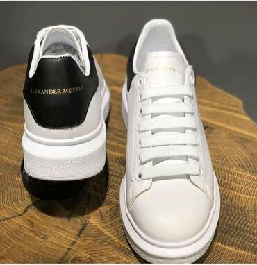 Ženska obuća | Zabalj: Najtrazeniji model PONOVO NA STANJUAlexander mcqueen u crnoj i beloj