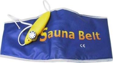 Sauna belt-pojas za mrsavljenje-pospesuje vas metabolizam - Belgrade