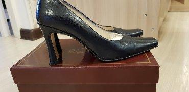 snikersy 36 razmer в Кыргызстан: Продаю кожаные туфли (италия). Одевала всего 2 раза. Почти новые