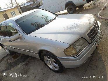 Mercedes-Benz в Кыргызстан: Mercedes-Benz C-class AMG 2.3 л. 1997   270000 км