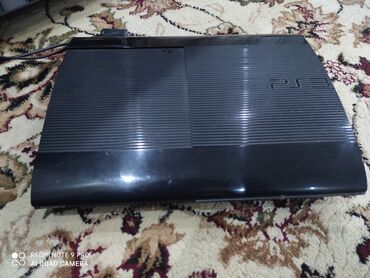 Электроника - Кара-Суу: PS3 (Sony PlayStation 3)