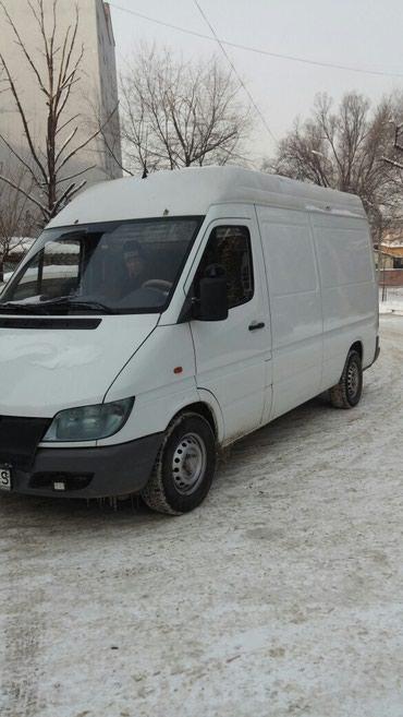 Спринтер бус грузовой такси г.Бишкек не дорого в Бишкек