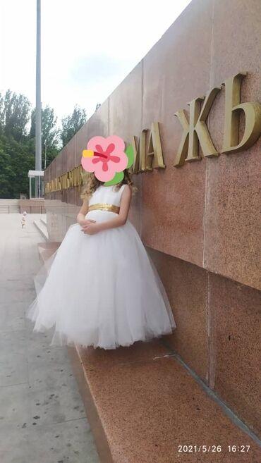 Платье на 6-8лет