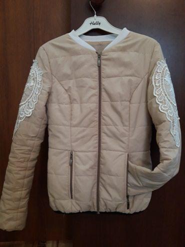 Куртка осейные размер 42состояние почти новый 550с в Бишкек