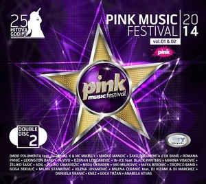 Pink music festival 2014 - Beograd
