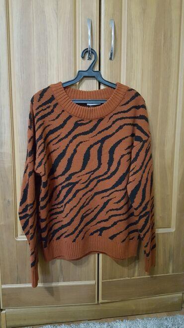 Свитер пуловер кофта новая с этикеткой размер 44-46-48 L