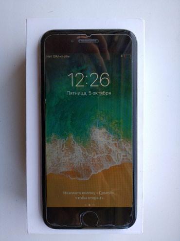 Продаю iphone 6 64 gb space grey коробка доки всё в Бишкек