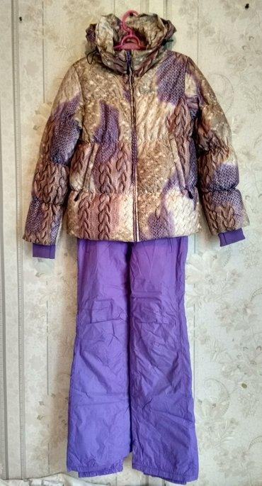 Горнолыжный костюм. В идеальном состоянии. Размер 42.  в Бишкек