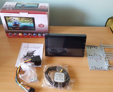 Multimedia za autoAuto Mp5 Player GPS Android sistemKarakteristike:
