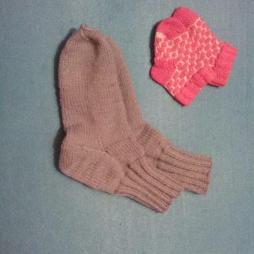 Мужские носки ручной работы в Бишкек