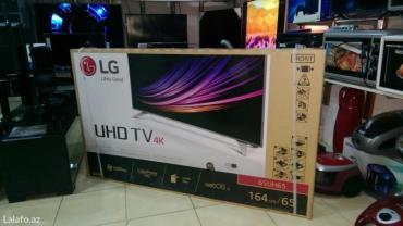Bakı şəhərində Lg 164 sm 4k ultra hd televizor. Model lg 65 uh651v. Reqemsal tuner kr