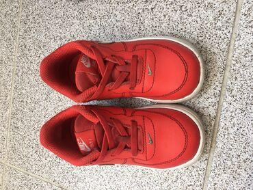 Dečija odeća i obuća - Nis: Nike patikice br. 25