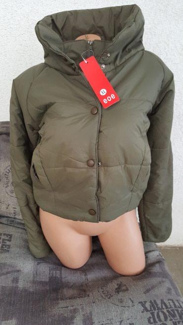 Ženske jakne | Arandjelovac: Nova jakna sa etiketom, velicina xl, jakna je prolecna i kraca. Duzina