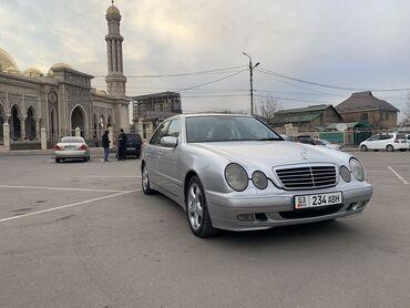 Mercedes-Benz E-Class 4.3 л. 2000 | 1000 км