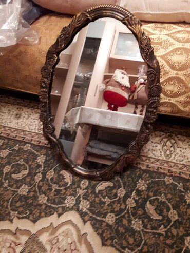 зеркало в комнате в Кыргызстан: Красивая зеркала Российская, новая антикварная размер 48 на 68 см